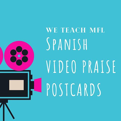 Spanish Video Postcards