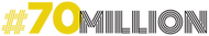70 Million logo