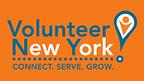 Volunteer New York logo