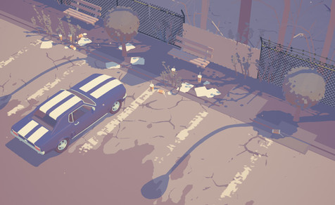 Sweet Ride | Dead Static Drive Screenshot