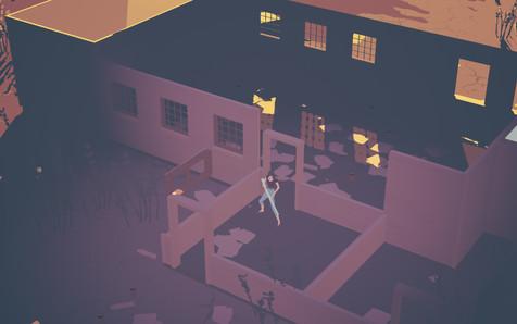 Character Inside | Dead Static Drive Screenshot