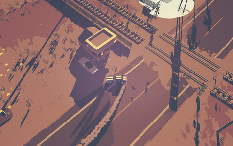Drifts and Donuts | Dead Static Drive Screenshot