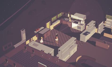 Inside Kitchen | Dead Static Drive Screenshot
