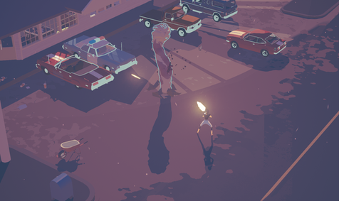 Character Under Attack 3 | Dead Static Drive Screenshot
