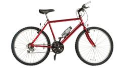 Red Chrome Bike