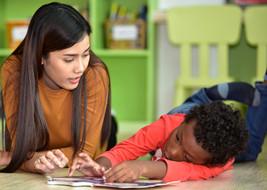 Teaching Kids to Care
