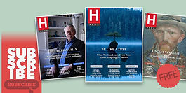 Subscribe to H magazine for FREE