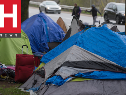 Urban Camping: Roughing It To Avoid People And The Pandemic