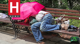 The Dangers of Being Homeless in The Summer