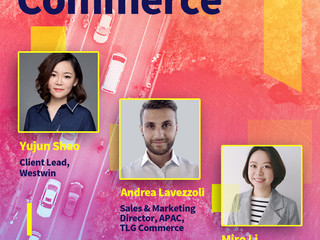 Event about New Trends in Social Commerce in Shanghai
