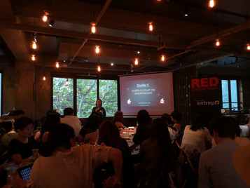 RED conference in Shanghai
