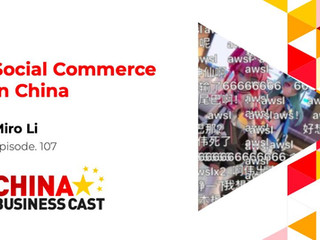 Podcast with China Business Cast