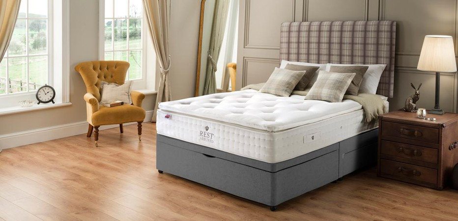 Divan Beds - Mattress and Base