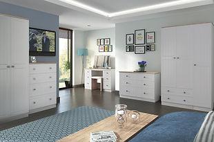 Welcome Bedroom Vienna -Bedroom Furniture