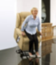 Lift & Rise Recliner Care Chairs