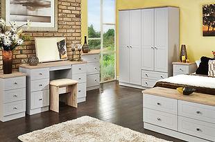 Welcome Bedroom Vienna Furniture