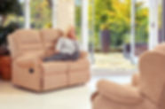 Sherborne Ashford Recliner Sofa