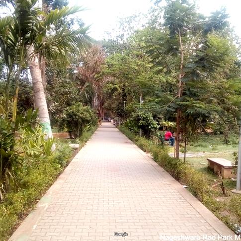 NAGESHWAR RAO PARK , CHENNAI
