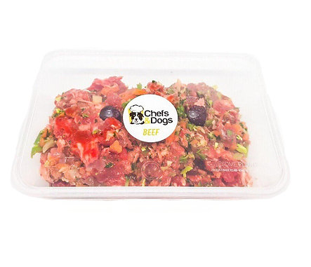 Raw Beef Meals For 20-40kg Dogs