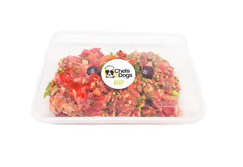 Raw Beef Meals For 1-20kg Dogs