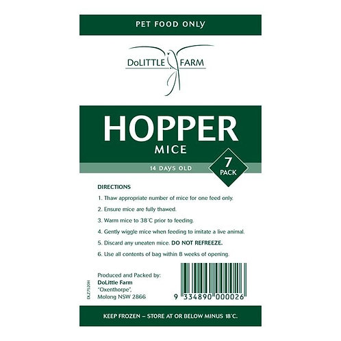 Hopper Mice 7 Pack