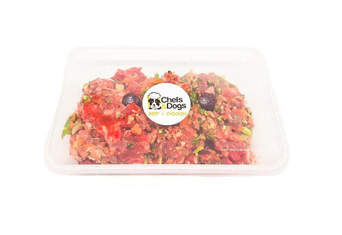 Raw Beef + Chicken Meals For 1-20kg Dogs