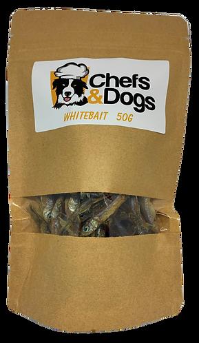 Dehydrated Whitebait 50g