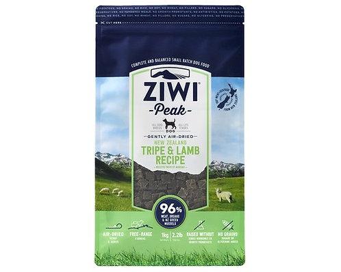 Ziwi Tripe & Lamb Recipe 1kg