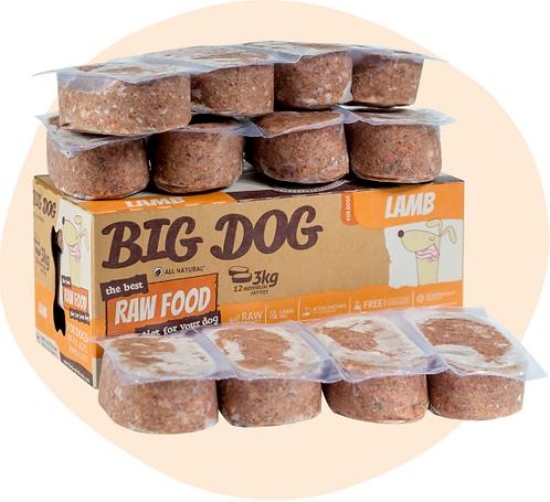 Dog Big Dog - Lamb