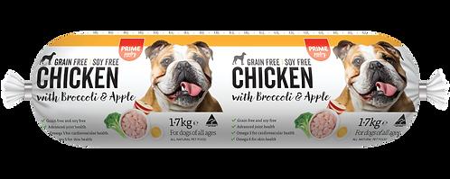 Chicken, Broccoli & Apple 1.7kg
