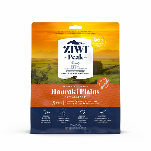 Cat Ziwi Peak Hauraki Plains 340g
