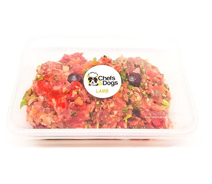 Raw Lamb Meals For 40-60kg Dogs