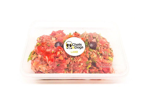 Raw Lamb Meals For 1-20kg Dogs