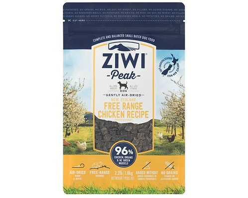 Ziwi Peak Chicken Recipe 1kg