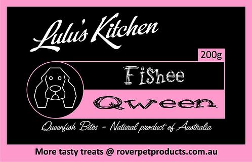 Fishee Qween - Queenfish Bites 200g
