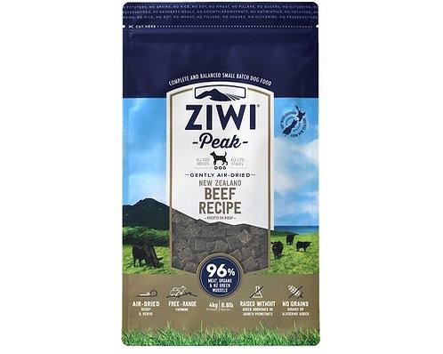 Ziwi Peak Beef Recipe 4kg