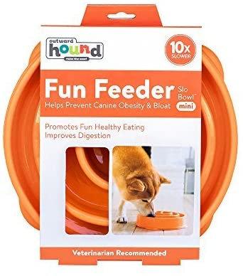 Fun Feeder Small (Orange)