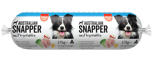 Snapper & Veg 1.7kg