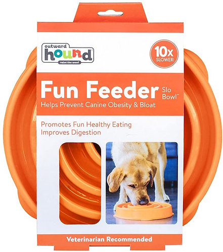 Fun Feeder Large (Orange)
