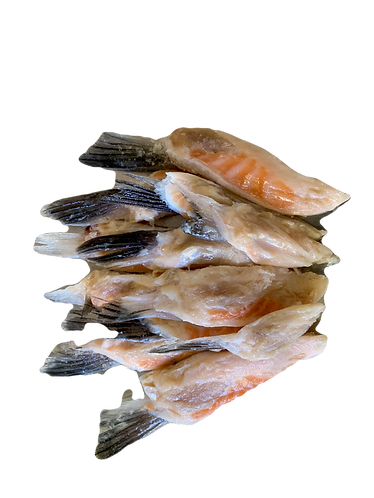 Salmon Fins 300g