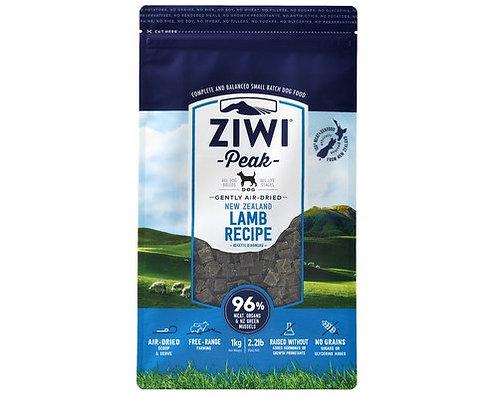 Ziwi Peak Lamb Recipe  1kg