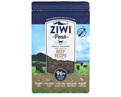 Cat Ziwi Peak Beef Recipe  1kg