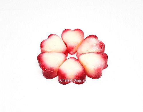 Kefir + Raspberry