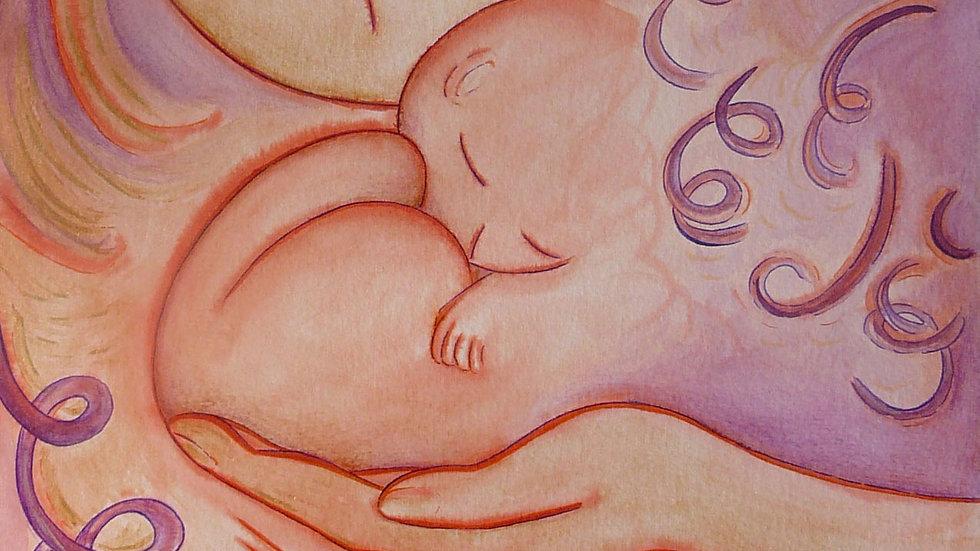 Fascicule des inconforts durant l'accouchement