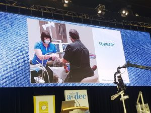 Breakthrough Technology for Real Time Surgical Guidance Demonstrated at Pacific Dental Conference