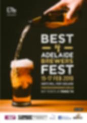 BOAB Fest, Craft Beer, Festival, Adelaide Fringe