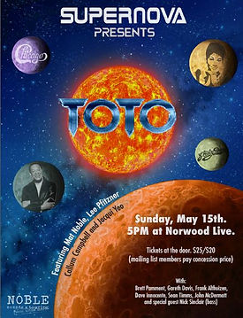 Toto Chicago Earth Wind and Fire Concert Tribute