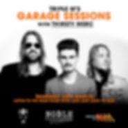Garage Sessions Triple M Adelaide