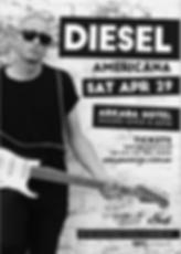 DIESEL Live Concert