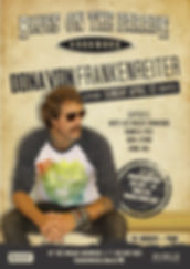 Donavon Frankenreiter Live Music Concert